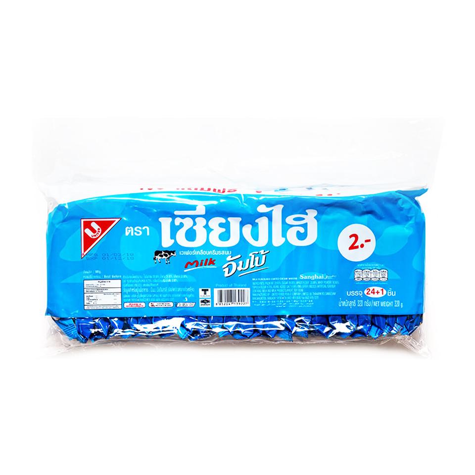 Bánh Kem Xốp Thái Lan 320Gr